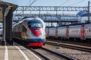 История поезда Сапсан