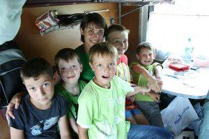 Правила перевозки детей на поезде Сапсан