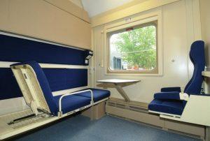 Места для пассажиров с ограниченными возможностями в Сапсане