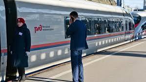 Деловой проездной на поезд Сапсан