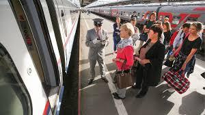 Тарифные планы в поезде Сапсан