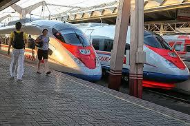 Информационно-развлекательная система в поезде