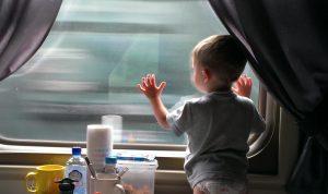 Перевозка детей без сопровождения взрослых