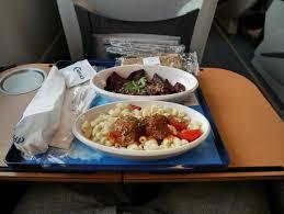 Сервис выбора предоплаченного питания в поезде Сапсан