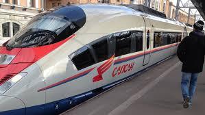 Стоимость билетов на поезд Сапсан из Нижнего Новгорода в Санкт-Петербург
