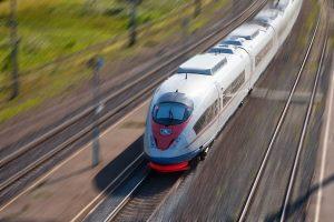 Проект строительства скоростной железной дороги между Москвой, СПб и Минском