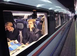 Улучшение расписания поезда Сапсан